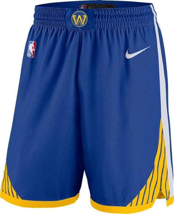 Nike Men's Golden State Warriors Dri-FIT Swingman Shorts product image