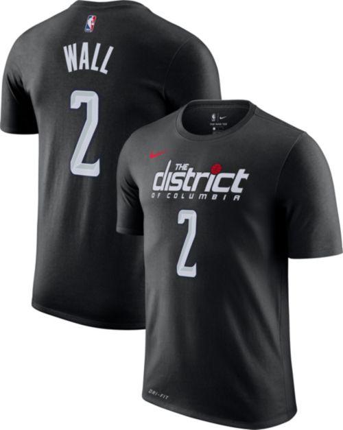 10104f320 Nike Men s Washington Wizards John Wall Dri-FIT City Edition T-Shirt.  noImageFound. Previous