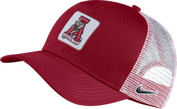 Nike Men's Alabama Crimson Tide Crimson Retro Classic99 Trucker Hat product image
