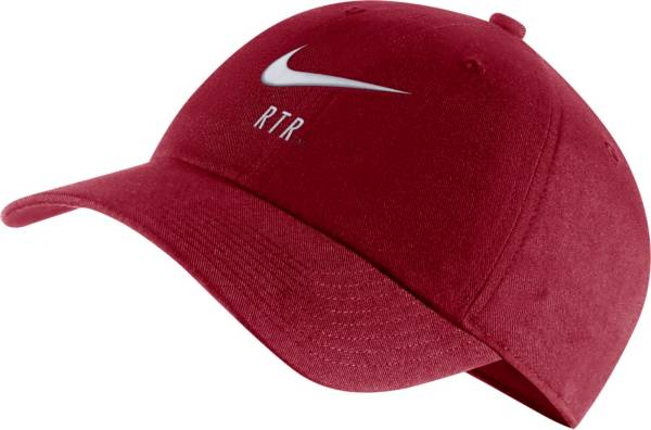 Nike Men's Alabama Crimson Tide Crimson Heritage86 Adjustable Hat product image