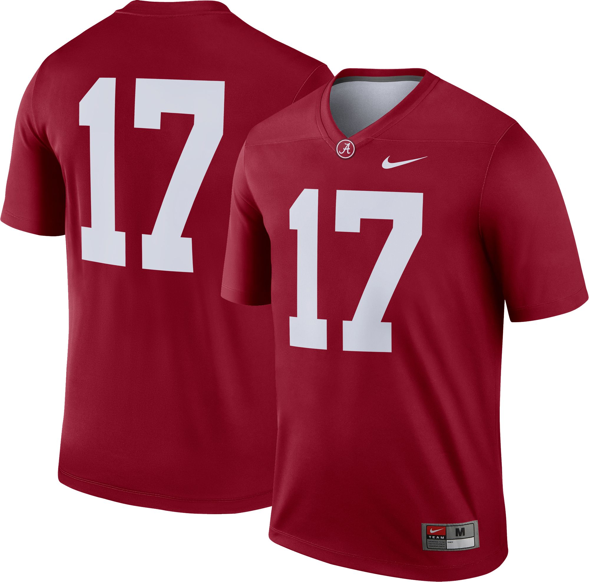 Nike Men's Alabama Crimson Tide #17