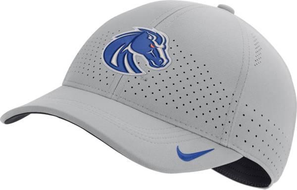 Nike Men's Boise State Broncos Grey Legacy91 Adjustable Hat product image