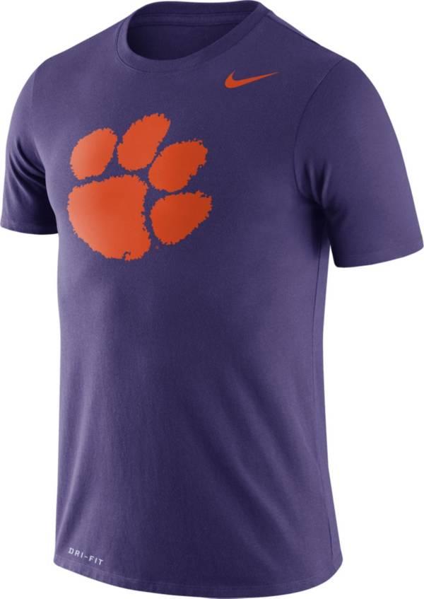 Nike Men's Clemson Tigers Regalia Logo Dry Legend T-Shirt product image