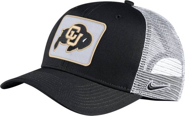 Nike Men's Colorado Buffaloes Classic99 Trucker Black Hat product image