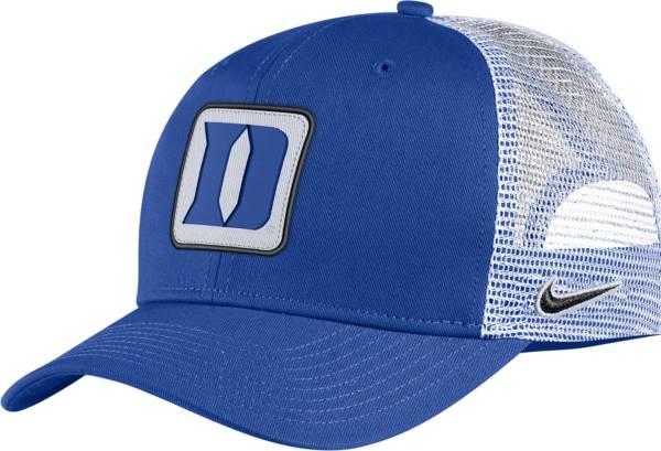Nike Men's Duke Blue Devils Duke Blue Classic99 Trucker Hat product image