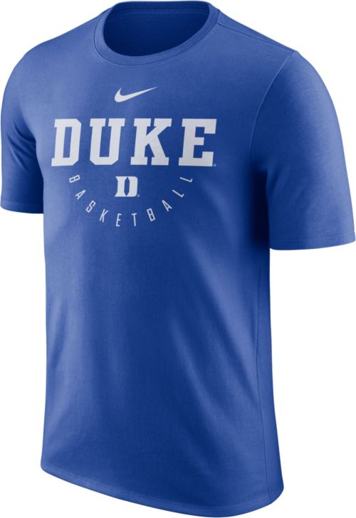 9be8228a Nike Men's Duke Blue Devils Duke Blue Key Basketball Legend T-Shirt.  noImageFound. Previous