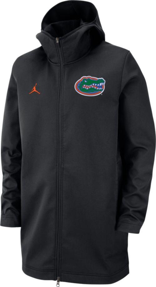 new product 3e621 e4ca7 Jordan Men s Florida Gators Protect Dri-FIT Black Full-Zip Jacket ...