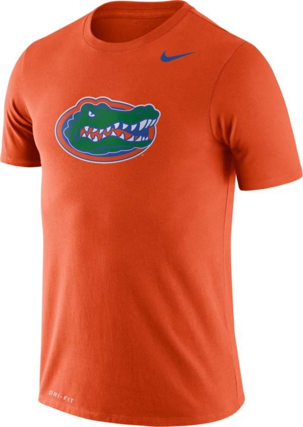 Nike Men's Florida Gators Orange Logo Dry Legend T-Shirt product image