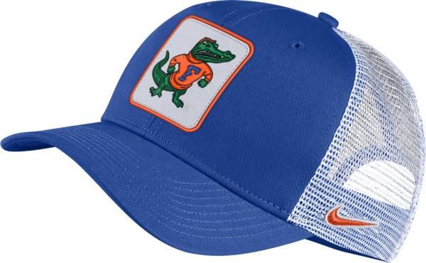 Nike Men's Florida Gators Blue Classic99 Trucker Hat product image