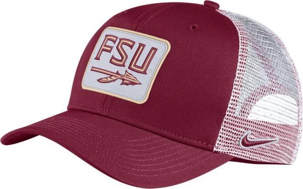 Nike Men's Florida State Seminoles Garnet Classic99 Trucker Hat product image