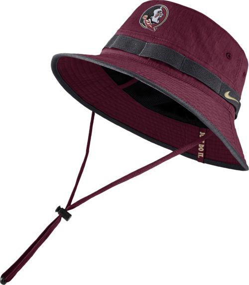 322dae2254449 Nike Men s Florida State Seminoles Garnet Dri-FIT Sideline Bucket Hat.  noImageFound. Previous