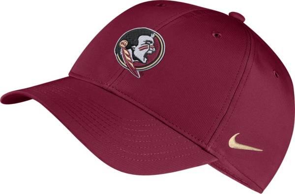 Nike Men's Florida State Seminoles Maroon Legacy91 Adjustable Hat product image