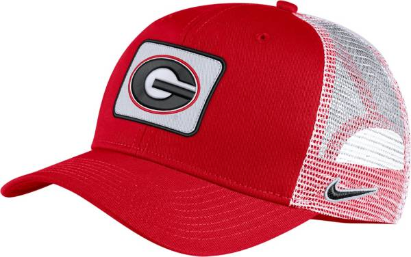 Nike Men's Georgia Bulldogs Red Classic99 Trucker Hat product image