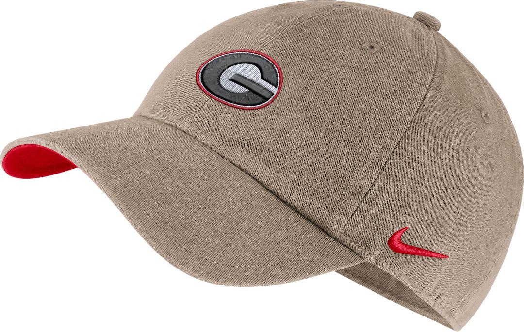 new concept 5b13c d1154 Nike Men s Georgia Bulldogs Tan Washed Heritage86 Hat. noImageFound.  Previous. 1. 2. Next