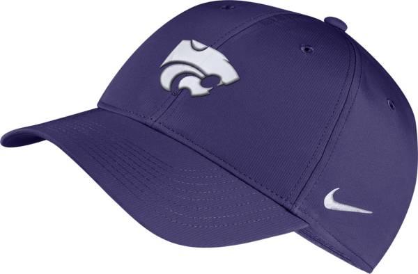 Nike Men's Kansas State Wildcats Purple Legacy91 Adjustable Hat product image