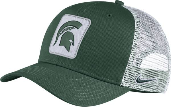Nike Men's Michigan State Spartans Green Classic99 Trucker Hat product image
