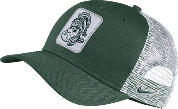 Nike Men's Michigan State Spartans Green Retro Classic99 Trucker Hat product image