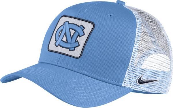 Nike Men's North Carolina Tar Heels Carolina Blue Classic99 Trucker Hat product image