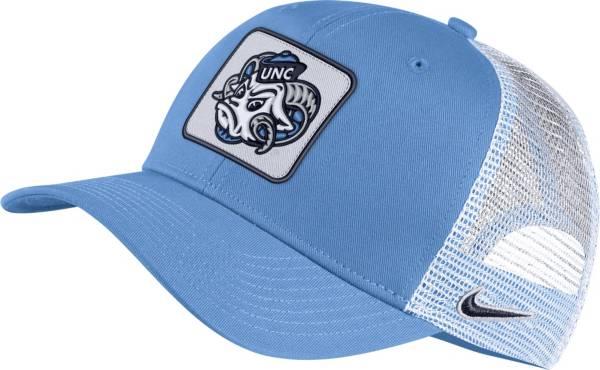 Nike Men's North Carolina Tar Heels Carolina Blue Retro Classic99 Trucker Hat product image