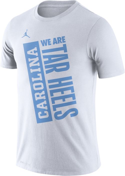 511942d8112be6 Jordan Men s North Carolina Tar Heels Dri-FIT Performance Basketball ...