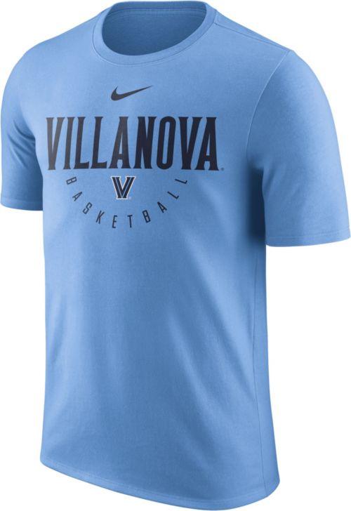 32334220 Nike Men's Villanova Wildcats Light Blue Key Basketball Legend T-Shirt.  noImageFound. Previous