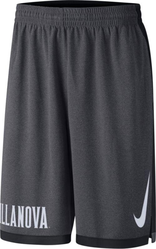 961d6619c Nike Men s Villanova Wildcats Anthracite Dri-FIT Dribble Basketball Shorts.  noImageFound. Previous