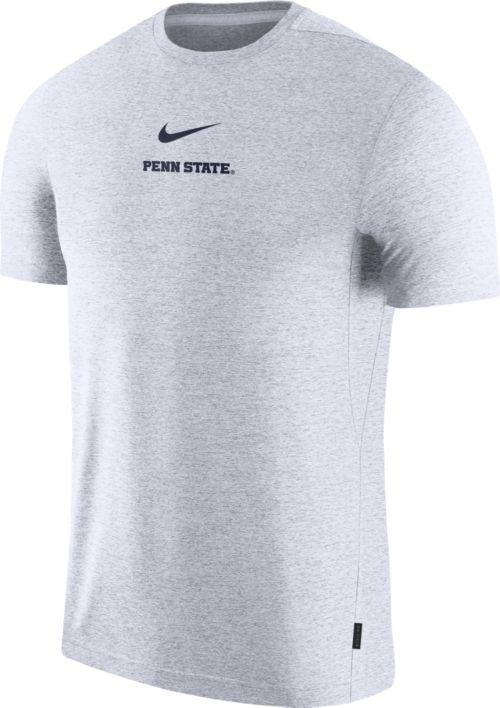best service c7f8a 864b0 Nike Men s Penn State Nittany Lions Dri-FIT Coach UV Football White  T-Shirt. noImageFound. Previous