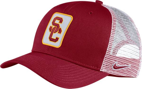 Nike Men's USC Trojans Cardinal Classic99 Trucker Hat product image