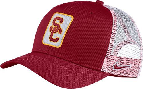 a133cd08ccdef Nike Men s USC Trojans Cardinal Classic99 Trucker Hat. noImageFound.  Previous