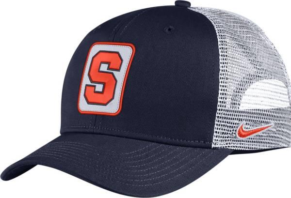 Nike Men's Syracuse Orange Blue Classic99 Trucker Hat product image