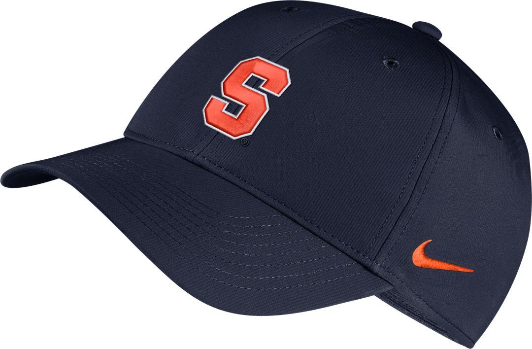 huge selection of 18cfa 7fcef Nike Men s Syracuse Orange Blue Legacy91 Adjustable Hat. noImageFound.  Previous