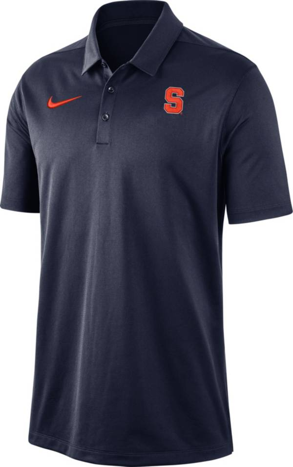 Nike Men's Syracuse Orange Blue Dri-FIT Franchise Polo product image