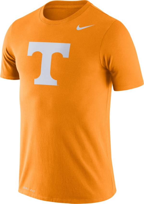 Nike Men's Tennessee Volunteers Tennessee Orange Logo Dry Legend T-Shirt product image