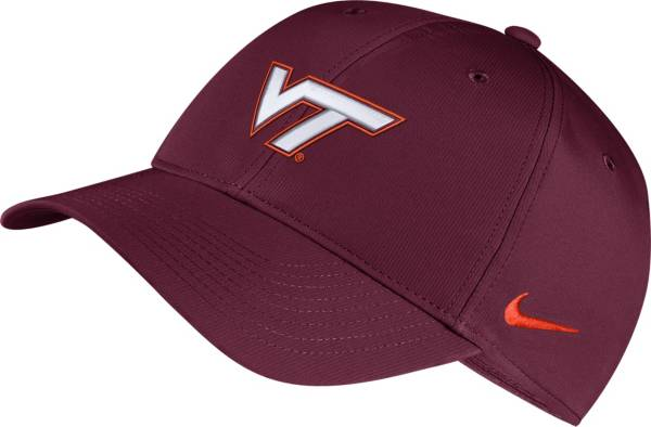 Nike Men's Virginia Tech Hokies Maroon Legacy91 Adjustable Hat product image