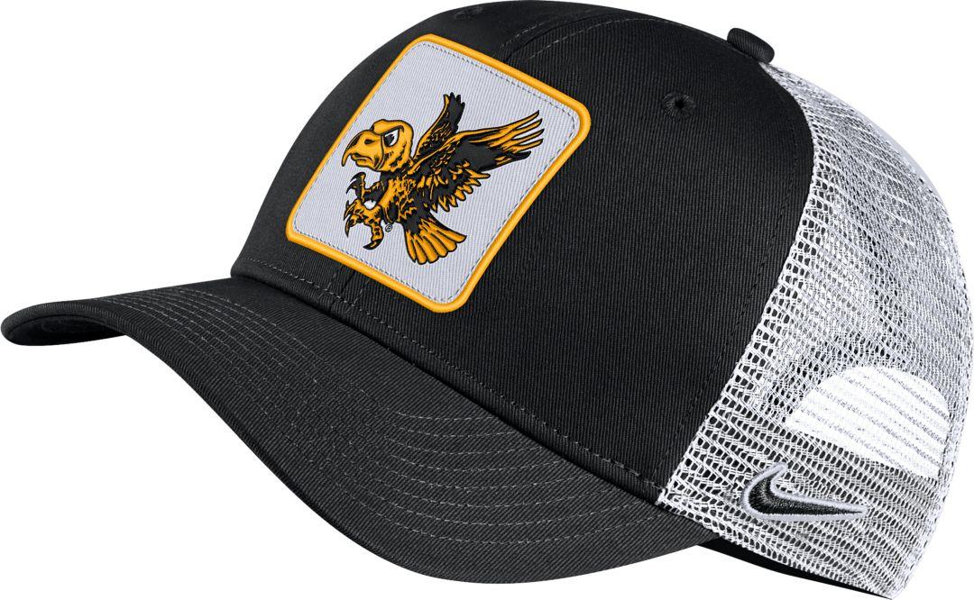 15435f37a Nike Men's Iowa Hawkeyes Retro Classic99 Trucker Black Hat