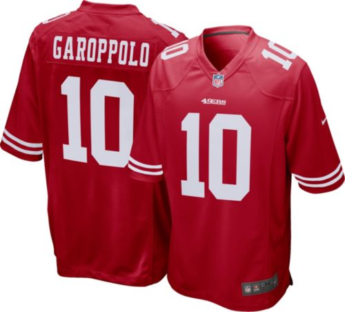 ... Jersey San Francisco 49ers Jimmy Garoppolo  10. noImageFound. Previous 74061b71a