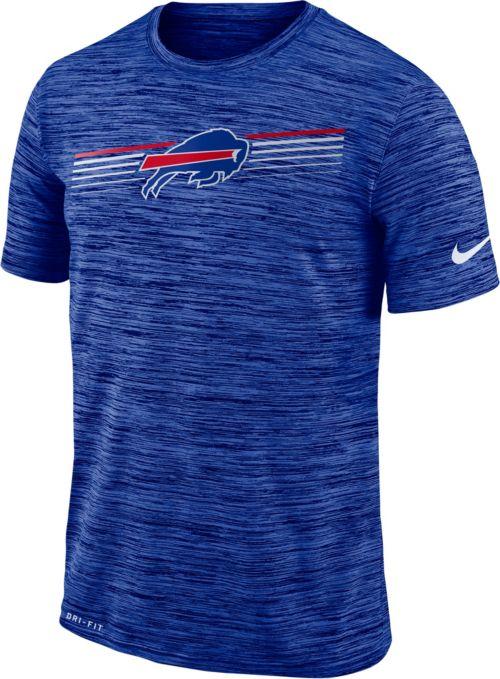 on sale 6e8e7 7cba1 Nike Men s Buffalo Bills Sideline Legend Velocity Royal T-Shirt.  noImageFound. Previous