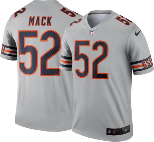 Nike Men's Alternate Legend Jersey Chicago Bears Khalil Mack #52 product image