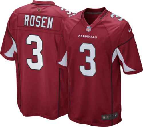 Nike Men s Home Game Jersey Arizona Cardinals Josh Rosen  3  52c47fa40