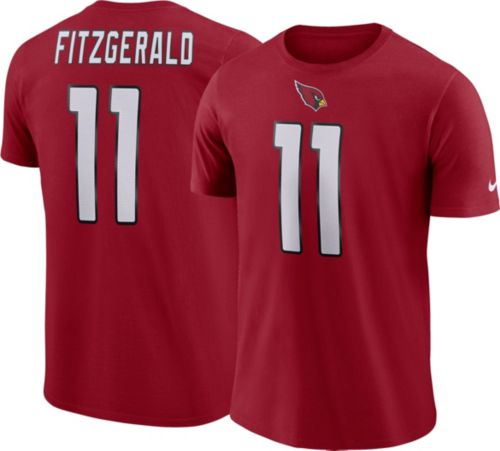 Larry Fitzgerald  11 Nike Men s Arizona Cardinals Pride Red T-Shirt ... 87fd6e67a