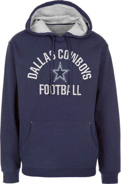 Dallas Cowboys Merchandising Men s Dudley Navy Hoodie. noImageFound. 1 f62626040