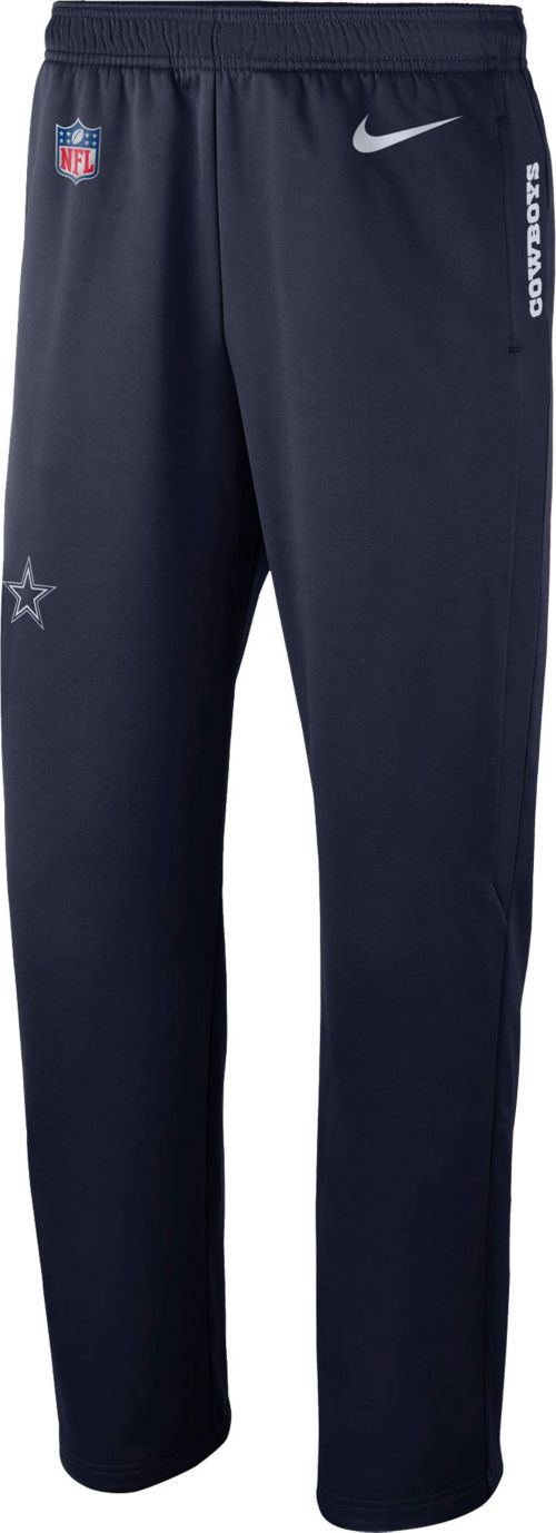 6c1454f37166 Nike Men s Dallas Cowboys Sideline Therma-FIT Navy Performance Pants.  noImageFound. Previous