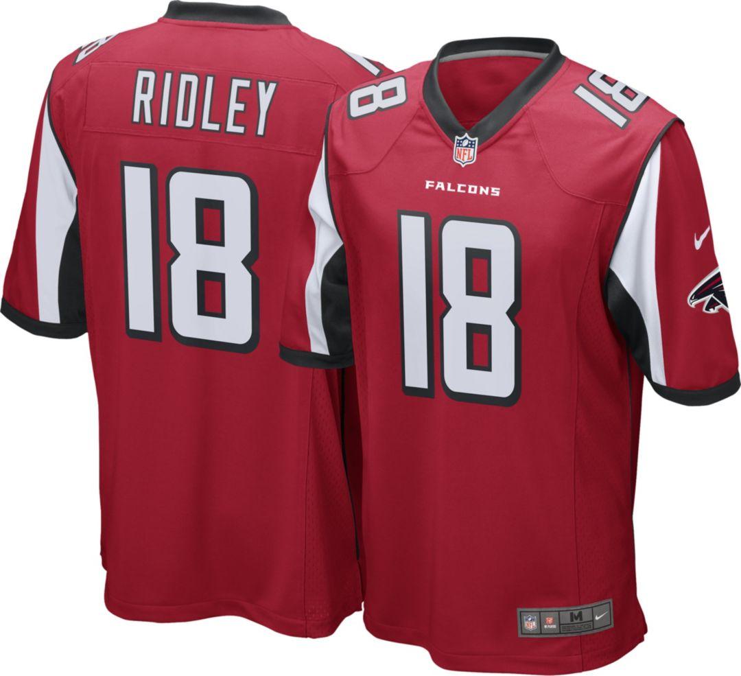 fd26c573 Calvin Ridley #18 Nike Men's Atlanta Falcons Home Game Jersey ...