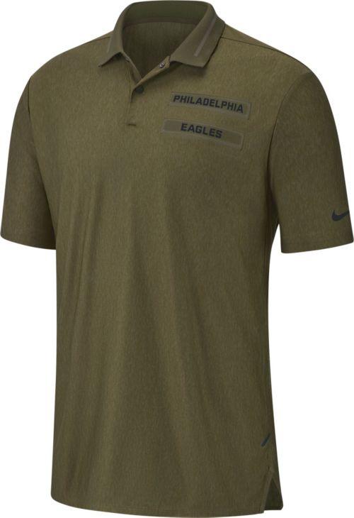 6e30442223b7 Nike Men s Salute to Service Philadelphia Eagles Performance Polo.  noImageFound. Previous