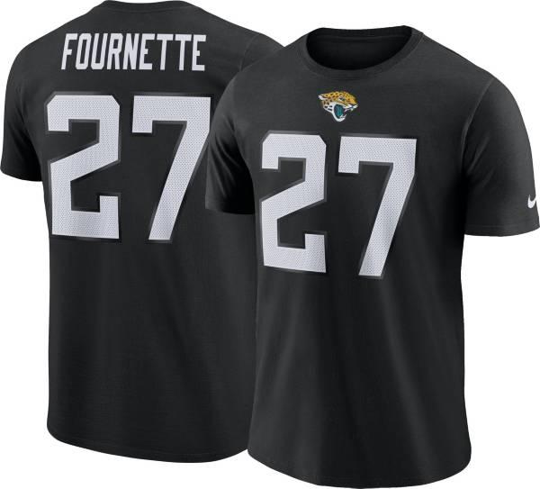 Leonard Fournette #27 Nike Men's Jacksonville Jaguars Pride Black T-Shirt product image