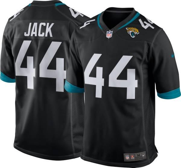 Nike Men's Jacksonville Jaguars Myles Jack #44 Black Game Jersey product image
