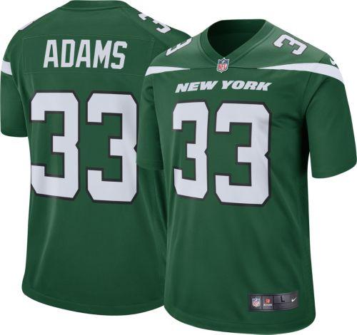 421210f9c Nike Men s Home Game Jersey New York Jets Jamal Adams  33. noImageFound.  Previous