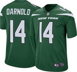 quality design 4a81c bd166 Nike Men's Home Game Jersey New York Jets Sam Darnold #14
