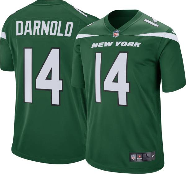 Nike Men's Home Game Jersey New York Jets Sam Darnold #14 product image