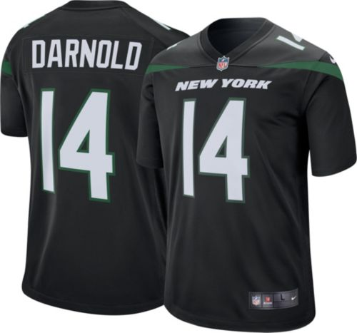 dc17a0c75 Nike Men's Alternate Game Jersey New York Jets Sam Darnold #14.  noImageFound. Previous